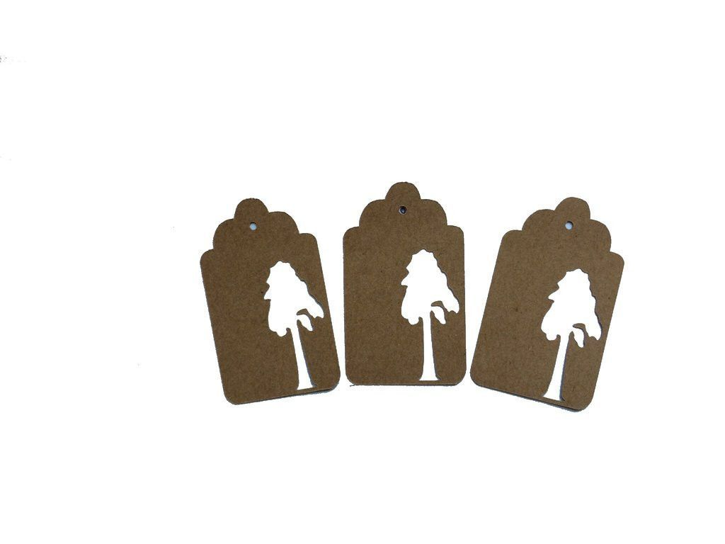 Redwood Tree Tags