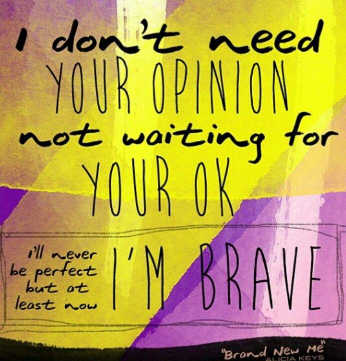 Braver now | Empowerment | Pinterest