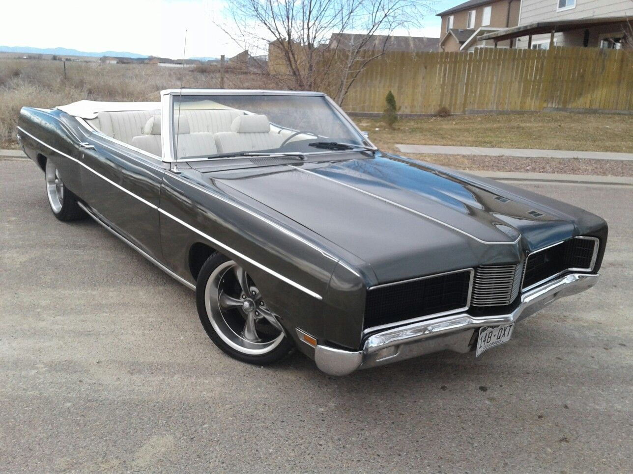 1970 Ford Xl Ford Classic Cars Ford Galaxie Ford Motor