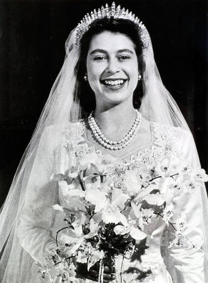 Inglaterra 1947 Elizabeth Queen Elizabeth Ii Wedding Royal Wedding Gowns Royal Wedding Dress