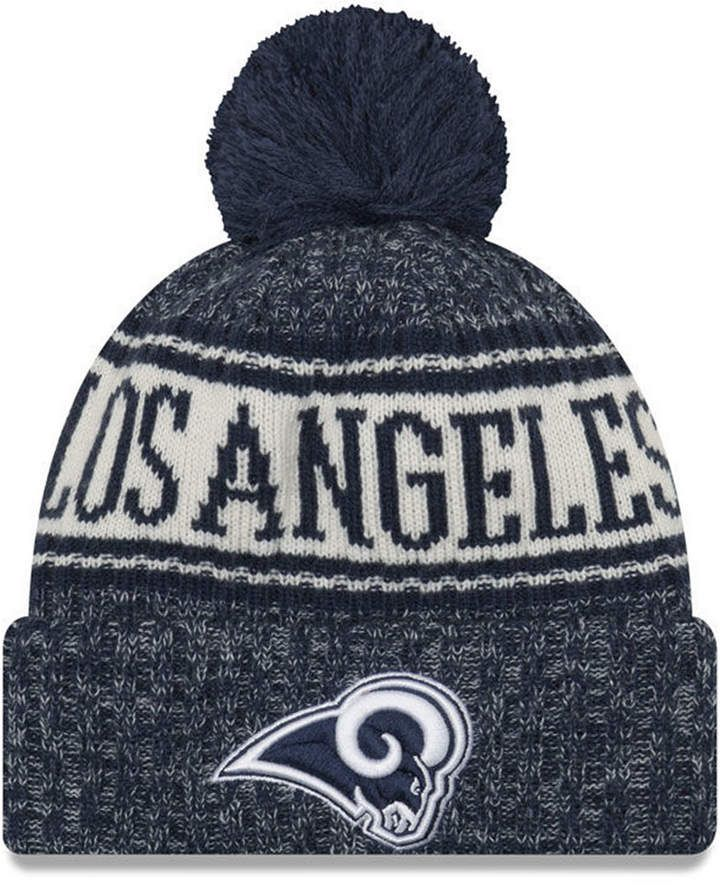 e4c65ea52 New Era Los Angeles Rams Sport Knit Hat | Products | Knitted hats ...