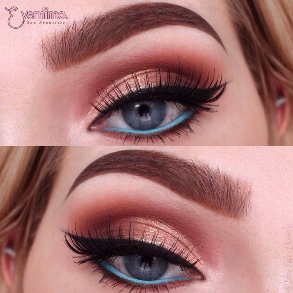#Makeup inspiration by @vanraebeauty wearing our bottom #falsie style #NTR29  _________________________________ ⒮⒣⒪⒫ ⒫⒭⒪⒟⒰⒞⒯⒮ ⒜⒯ www.shopeyemimo.com/falseeyelashes-ntr29