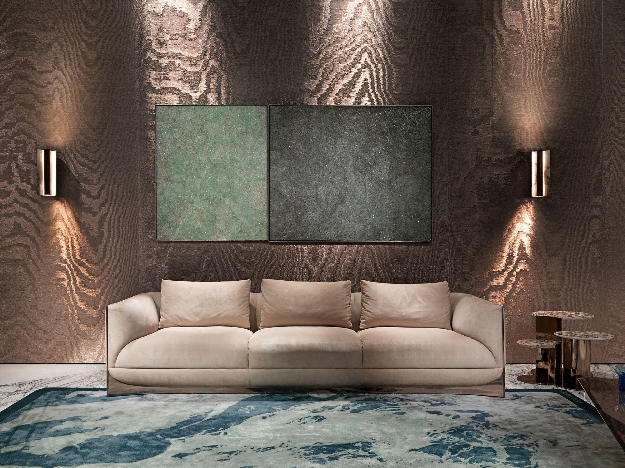 Ca' Foscari Livingroom Design Alessandro La Spada