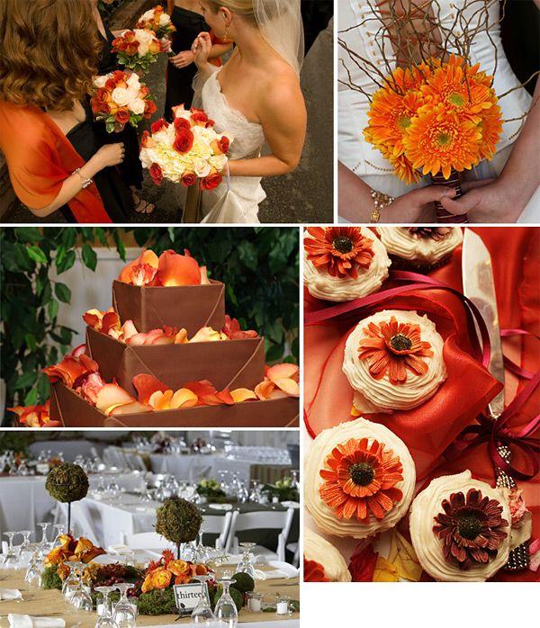 8 Great Fall Wedding Ideas | Wedding styles, Wedding and Wedding