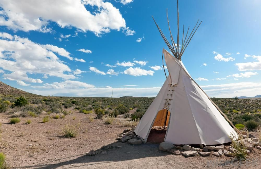 What Are Sioux Indians Native American Teepee Native