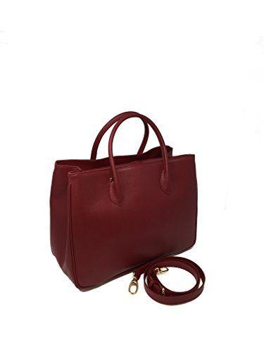 "e41445c97bc8d Daybag ""L"" Damen Handtasche Businesstasche Aktentasche Bürotasche  Dokumentenasche Arbeitstasche echtes Leder groß elegant Büro 14"