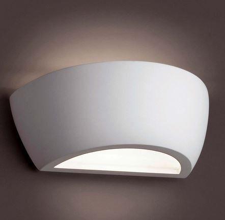aplique de pared escayola lamparas decoracion iluminacion aplique