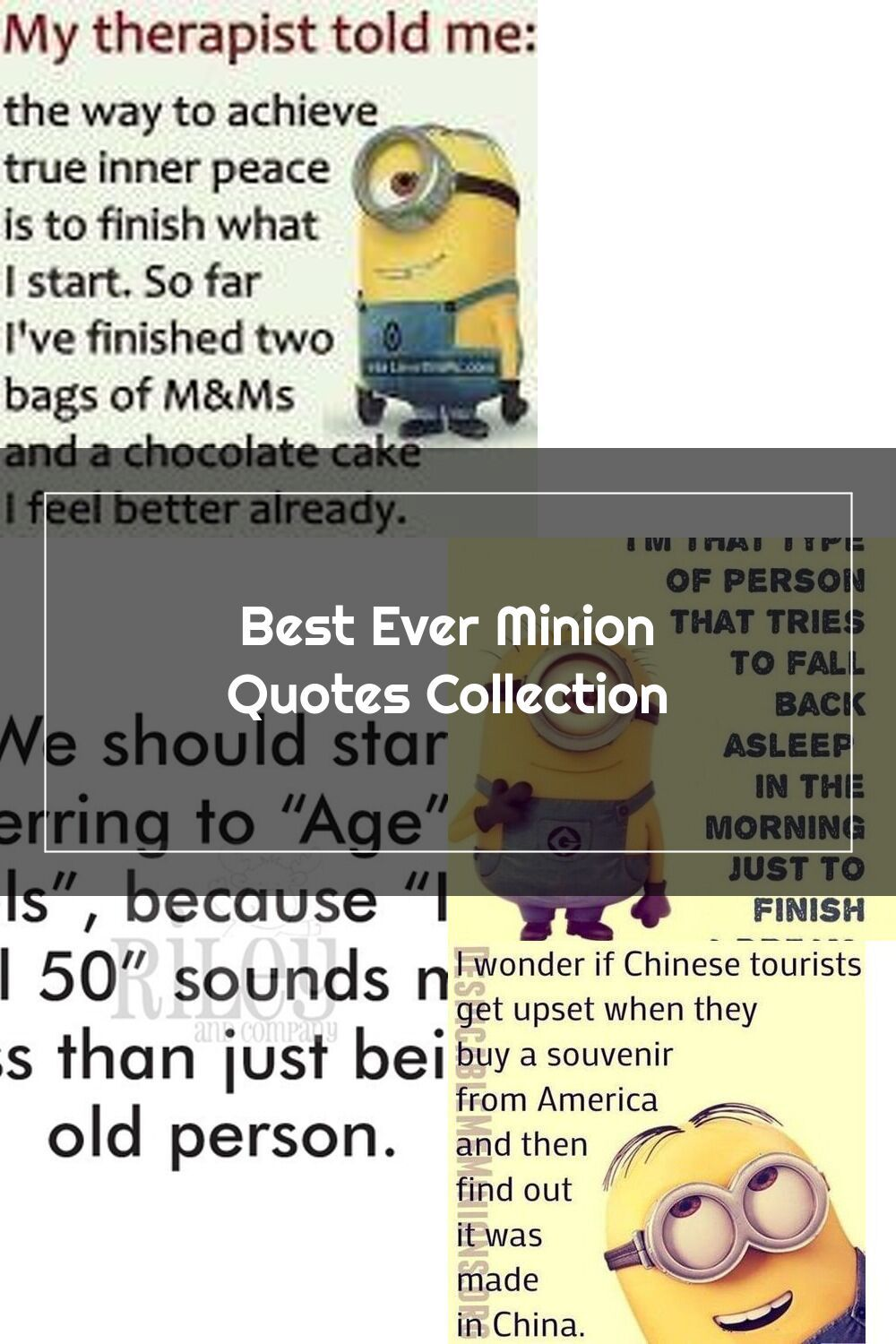 Best Ever Minion Quotes Collection Funny Humor In 2020 Minion Quotes Minions Quotes Quotes