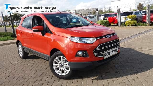 2017 Ford Ecosport Used Car For Sale Toyotsu Auto Mart Kenya Cars For Sale Toyota Price Subaru Prices