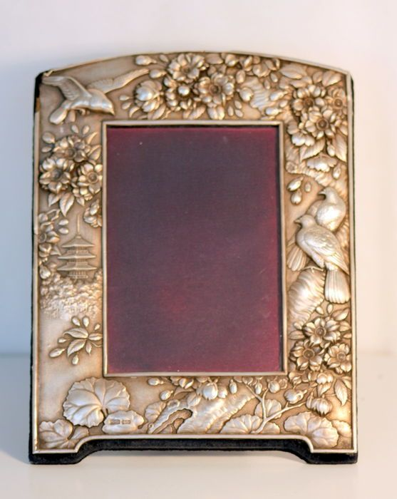 Sterling Silver Picture Frame London 1988 Stuff To Buy