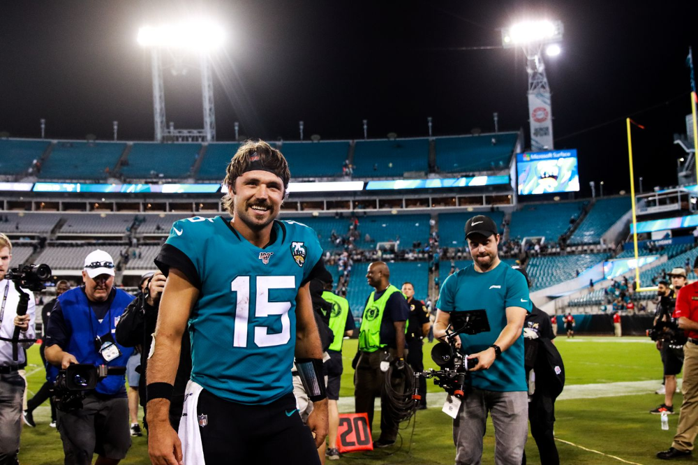 Whos Gardner Minshew? Jaguars rookie QB and his outfits