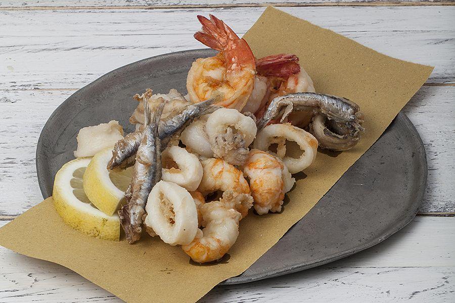 Fritto Misto Di Pesce Recipe Recipe To Make Foods Fish