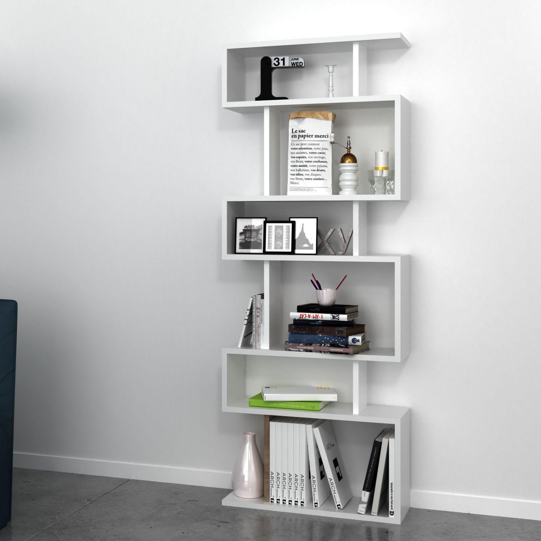Floyd libreria a giorno a colonna per soggiorno 60 x 150 ...