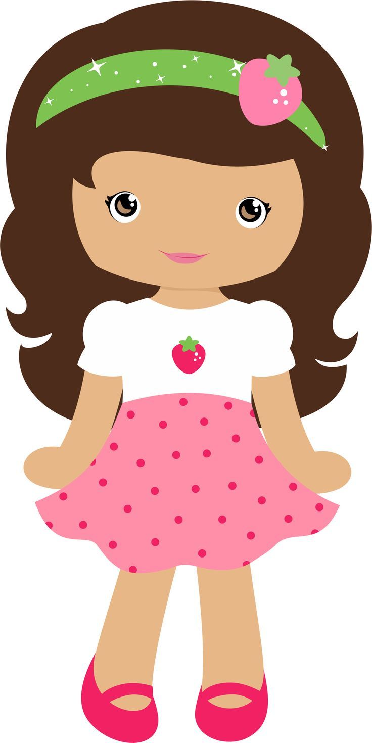 moranguinho grafos strawberrygirl11 png minus clips pinterest drawing art [ 736 x 1470 Pixel ]