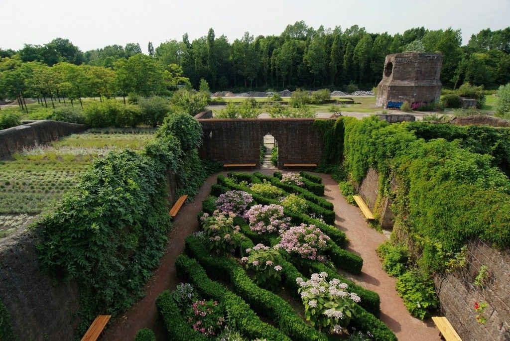 Duisburg Nord Industrial Landscape Park Industrial Heritage Brought To Life Tourism In Germany Landscape Design Landscape Architecture Boston Architecture