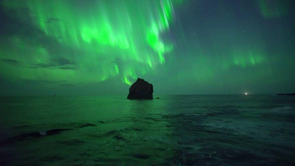 ❝ Preciosa aurora boreal desde un dron [VÍDEO] ❞ ↪ Puedes verlo en: www.proZesa.com