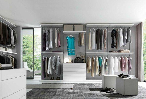 Begehbarer kleiderschrank frau traum  Begehbarer Kleiderschrank, der Traum jeder Frau   Begehbarer ...