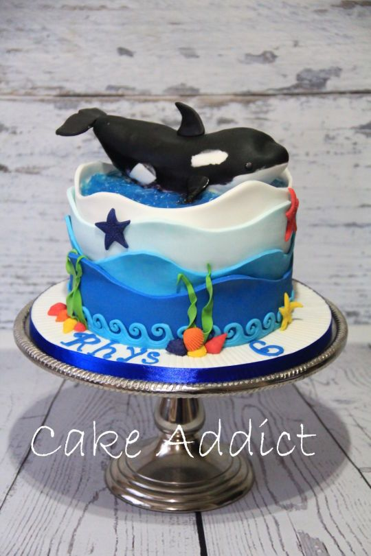Pool Party Ideas For Kids Cake