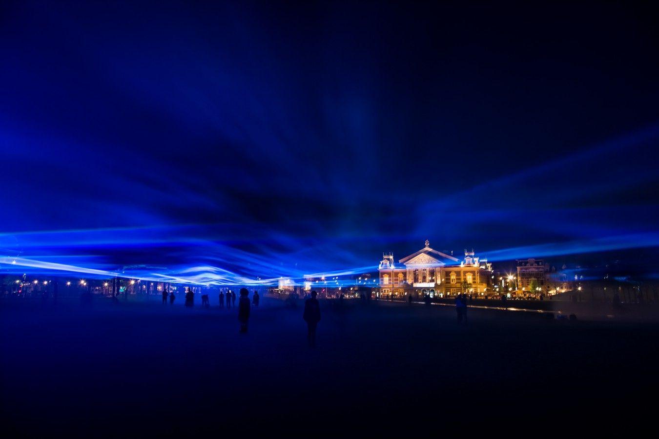 Studio Roosegaarde — Waterlicht photos