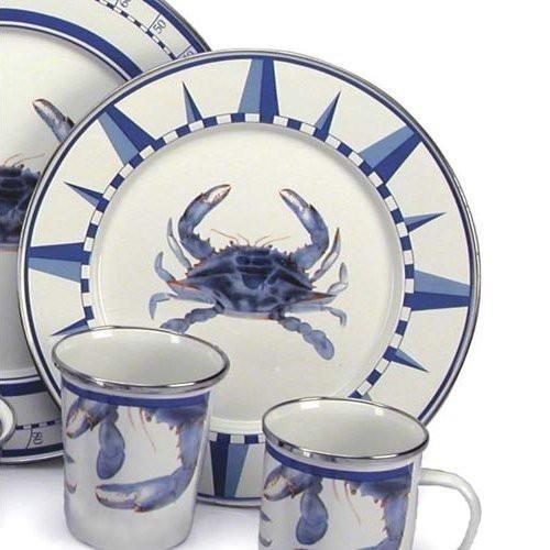 Porcelain Enamelware Dinnerware  sc 1 st  Pinterest & Porcelain Enamelware Dinnerware | Dinnerware Porcelain and Coastal