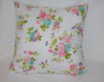 The Original...Poppy Fields Pillow by OutonaLimbDesign on Etsy