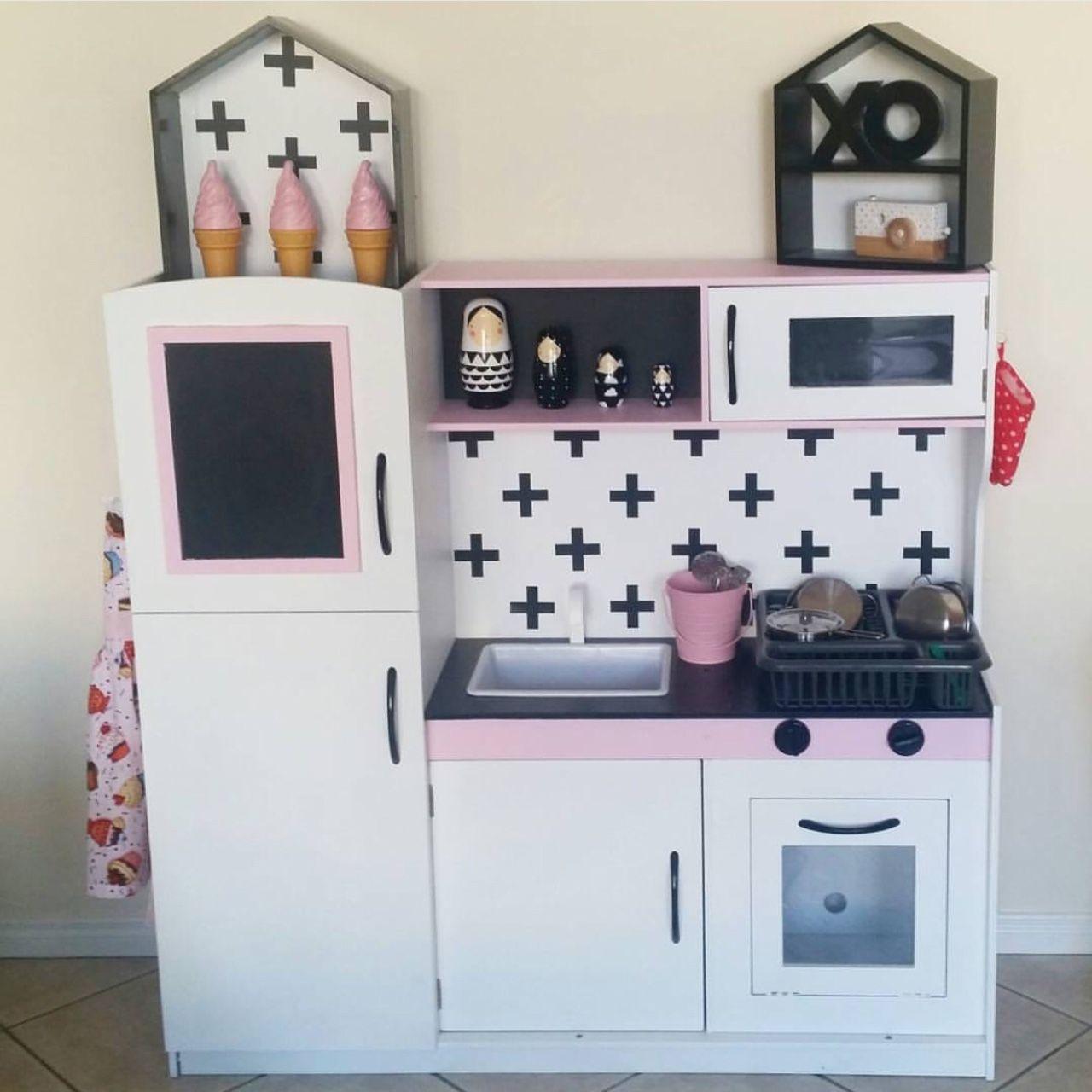kmart hack our urban box kmart hacks kids kitchen play kitchen on kitchen ideas kmart id=67344