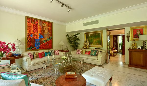 A Duplex Flat in Lutyen\'s Delhi Prithviraj Road, New Delhi Indian ...