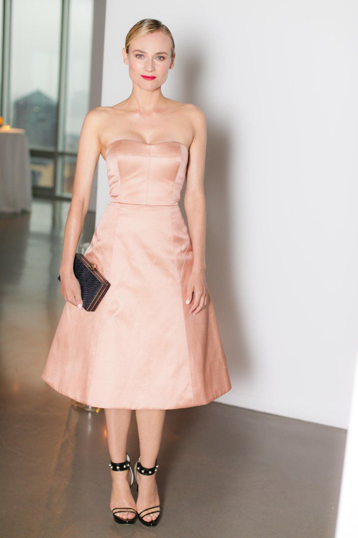 Pin for Later: Diane Kruger's Red Carpet Style Is So Stunning, We Can Hardly Believe She's Real