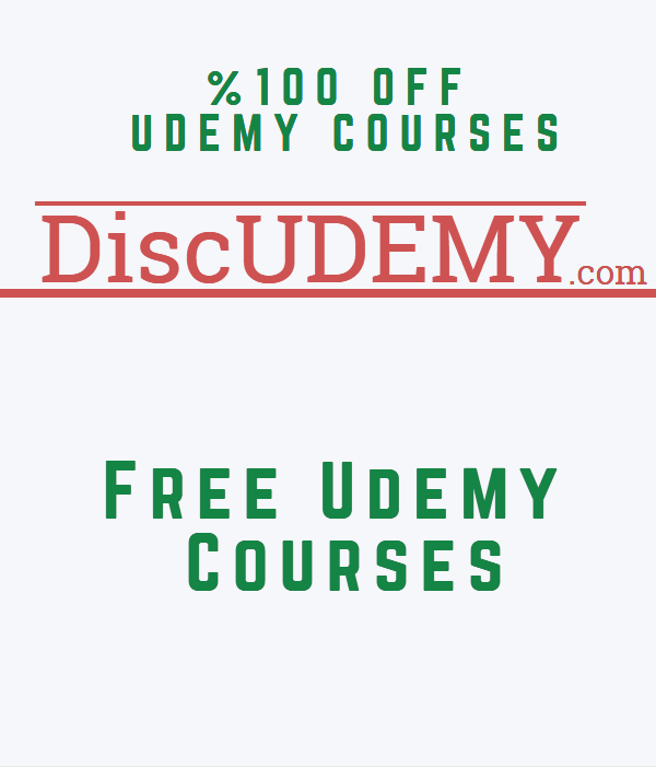 Discudemy Com Free Udemy Courses Udemy Teaching Student Gifts