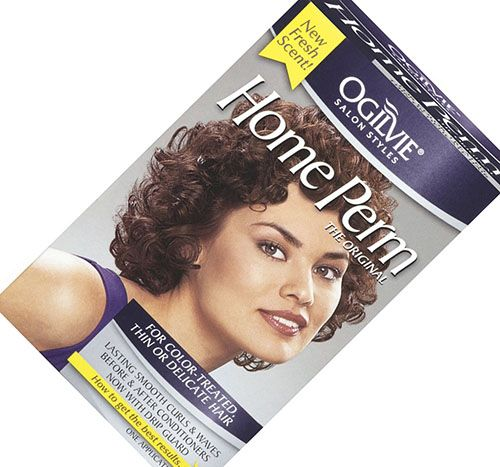 Ogilvie Home Perm For Color Treated Hair
