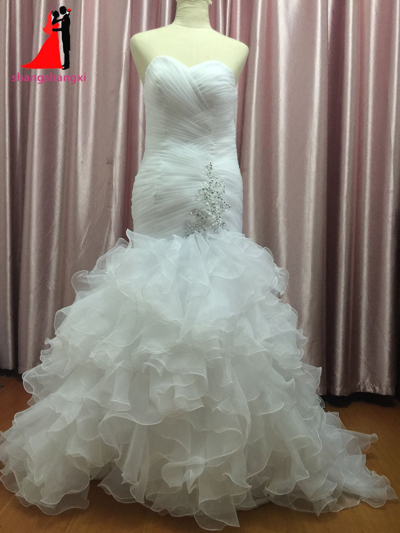 Attractive Eugenia Vintage Plus Size Wedding Gown Picture Collection ...