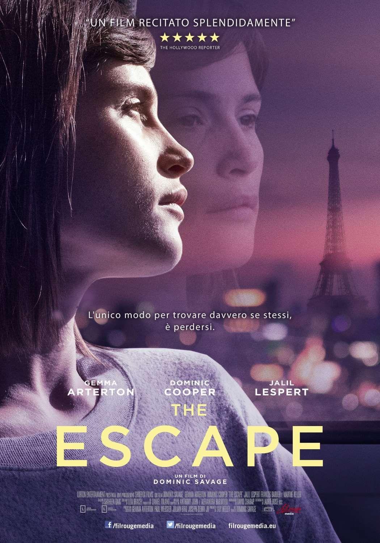 The Escape Scheda Del Film Di Dominic Savage Con Gemma Arterton E Dominic Cooper Leggi La Trama E La Recensione Guarda Il Traile Film Savage Dominic Cooper