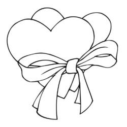 Desenhos de Coração - Desenhos e Colorir