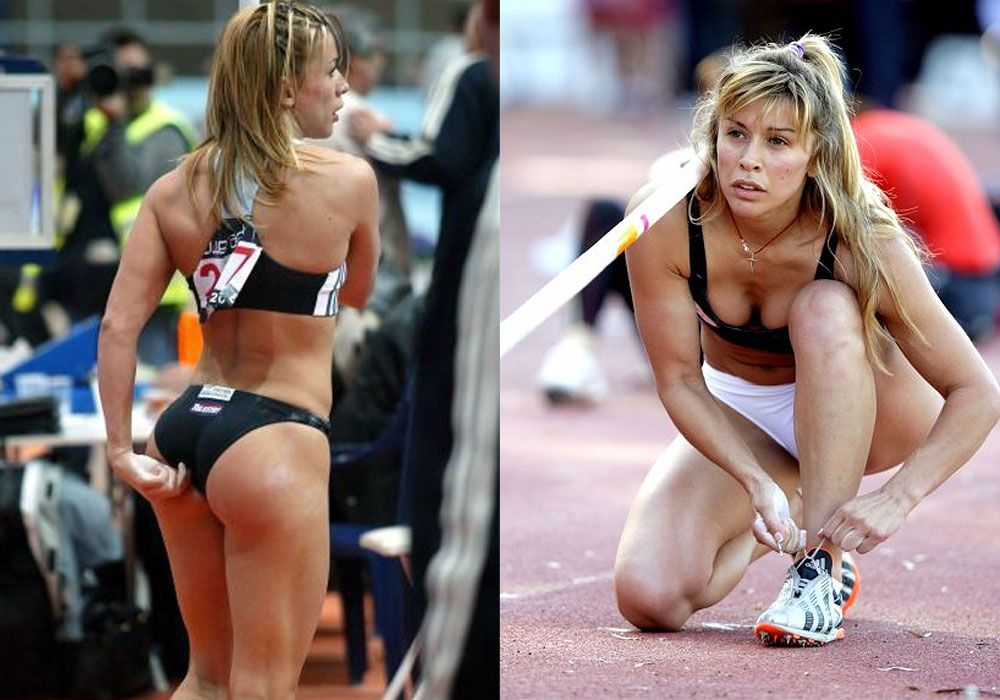 hot girls of the olympics