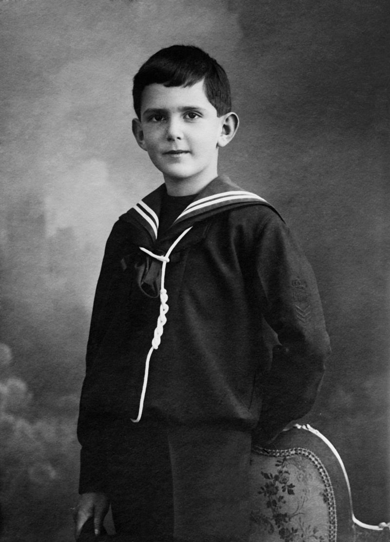 the last King of Italy, Umberto II or Humbert II (Umberto Nicola Tommaso Giovanni Maria di Savoia) aka (May King - Re di Maggio) (1904-1983)