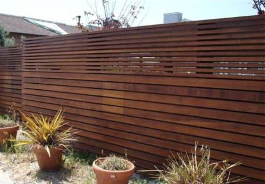 Inexpensive Horizontal Wood Fence Best Horizontal Wood Fence