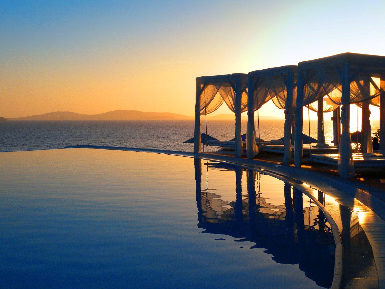 Saint John 5 Star Mykonos Hotel Greece Voyage Bon Voyage Airbnb