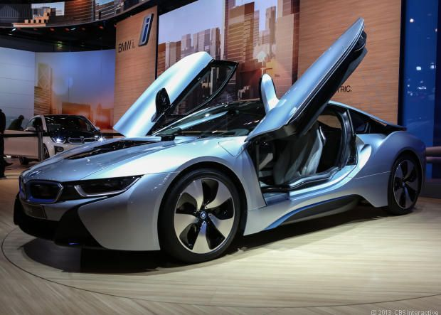2015 Bmw I8 Looks Like A Future Classic Pictures Bmw I8 Bmw And