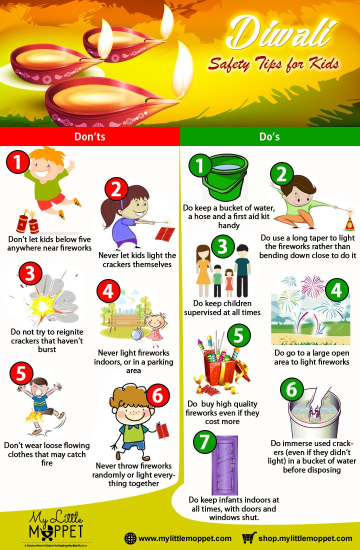 50 Tips for Celebrating a Safe Diwali Safety tips
