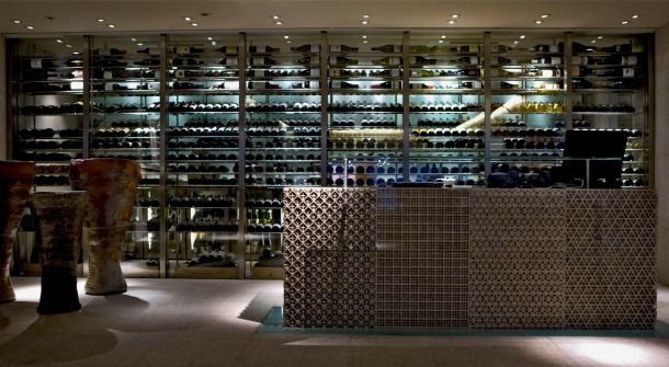 Zuma Wine Cellar Great Japanese Pan Asian http://www.zumarestaurant.com/zuma-landing/dubai/en/welcome