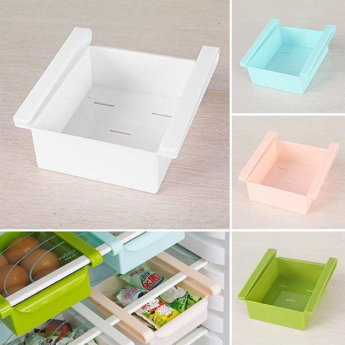 Essential refrigerator containers in organizing pinterest