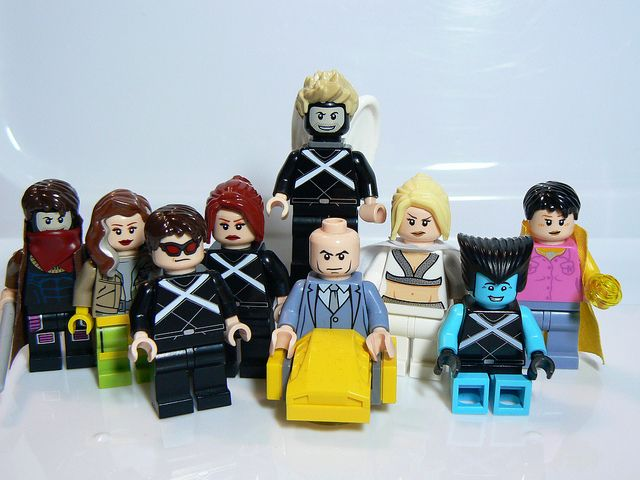 Lego X-Men & The Brotherhood Of Mutants
