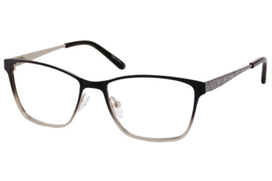 Jill Stuart JS 326 Eyeglasses in Black Fade   Eyeglass frames ...