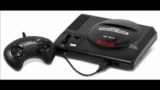 Sega Genesis 1 (Original Model) Console System - 1 very good conditioned used for $50.00