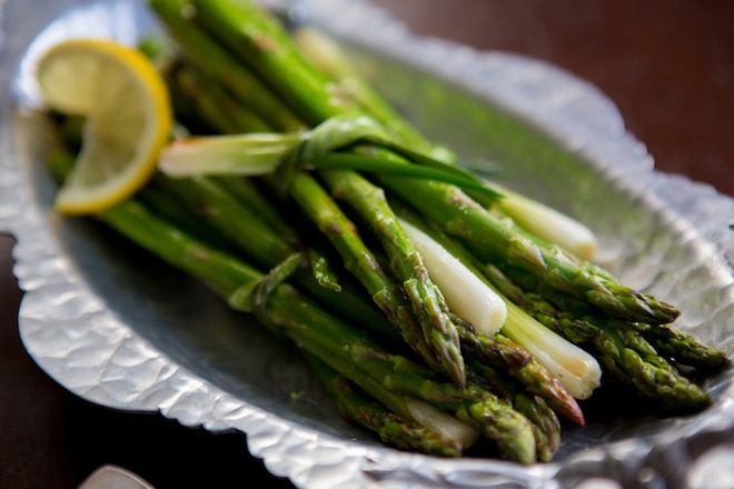 Roasted Asparagus And Tips For Growing It Recipe Roasted Asparagus Appetizer Recipes Asparagus Recipe