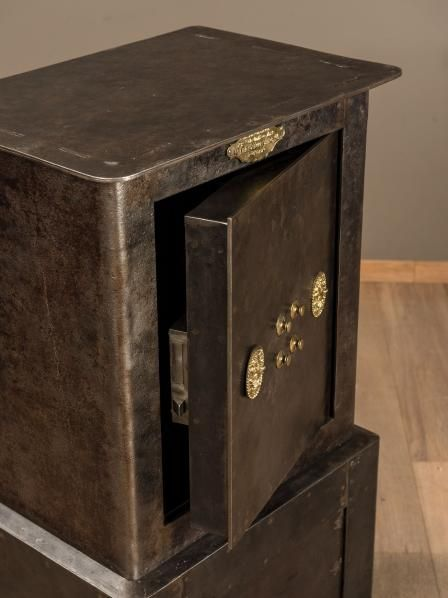 Coffre Fort H Decayeux Locks And Safes Pinterest