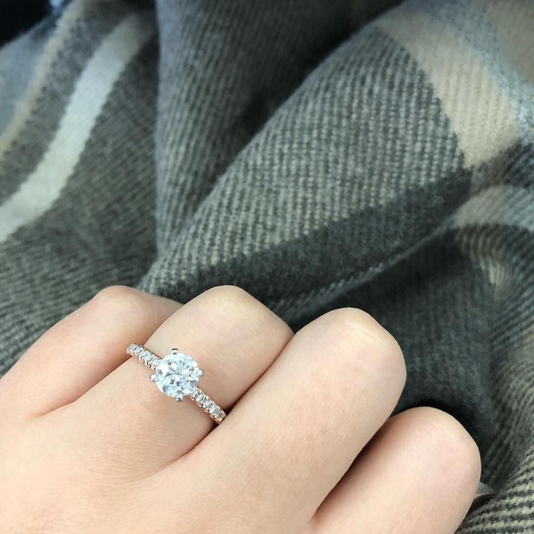 Build Your Own Ring Review Circle Engagement Rings Moissanite Engagement Ring White Gold White Gold Wedding Rings
