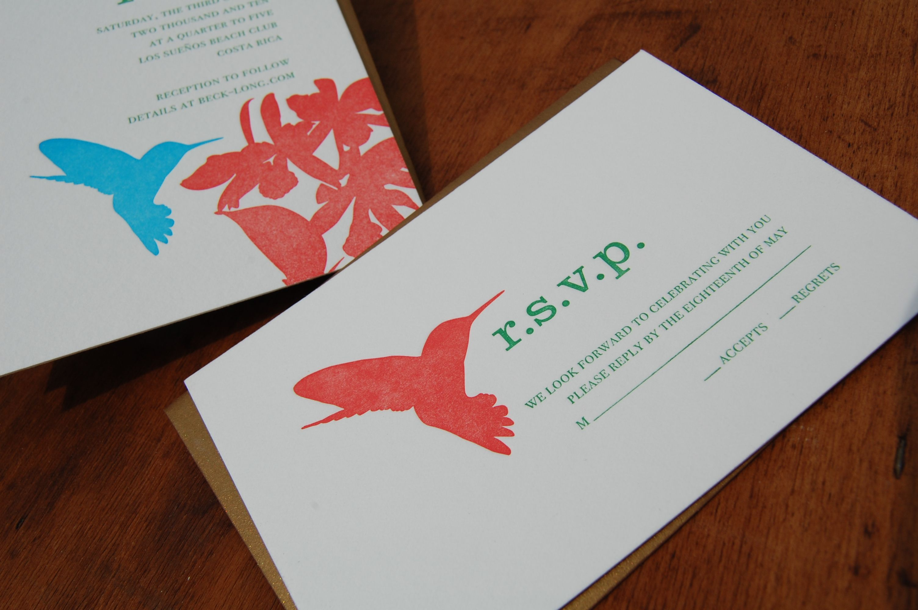http://www.weddingsee.com/tropical-flower-wedding-invitations ...