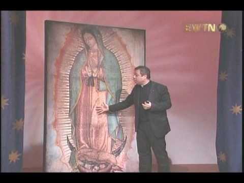 Descifrando el manto de la Virgen de Guadalupe (3/3) - YouTube
