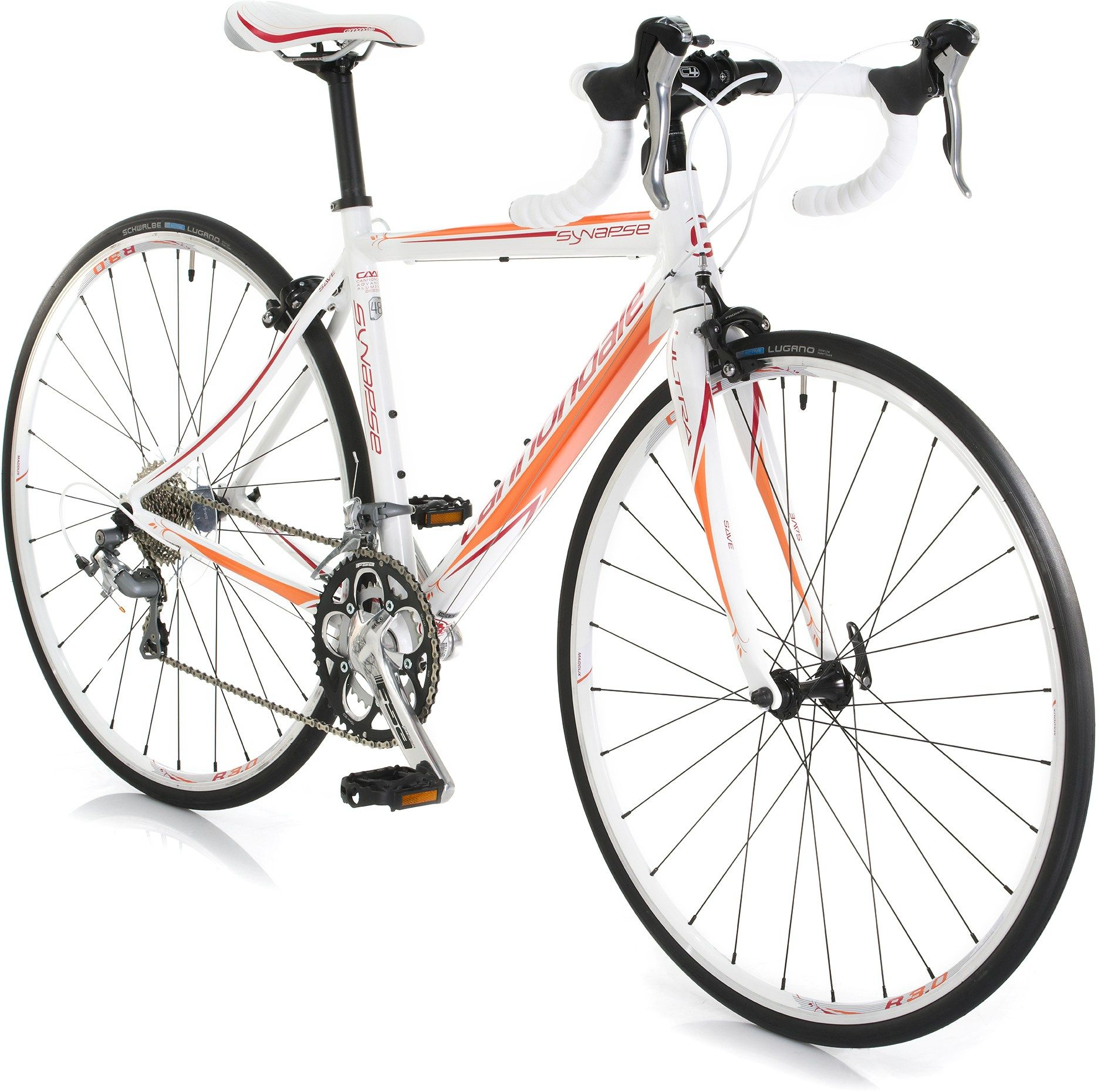 8797cfaa8d3 Made for Women & Made to Win — 2013 Cannondale Synapse Alloy 6 Compact  Women's Bike. #REIswimbikerun